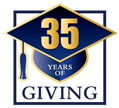 35 Years of Giving